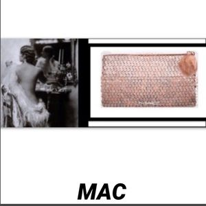 MAC•Sequin Face Bag•LE•Snow Ball 2017
